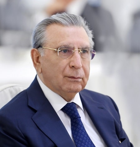 AMEA prezidenti, akademik Ramiz Mehdiyevin doğum günüdür