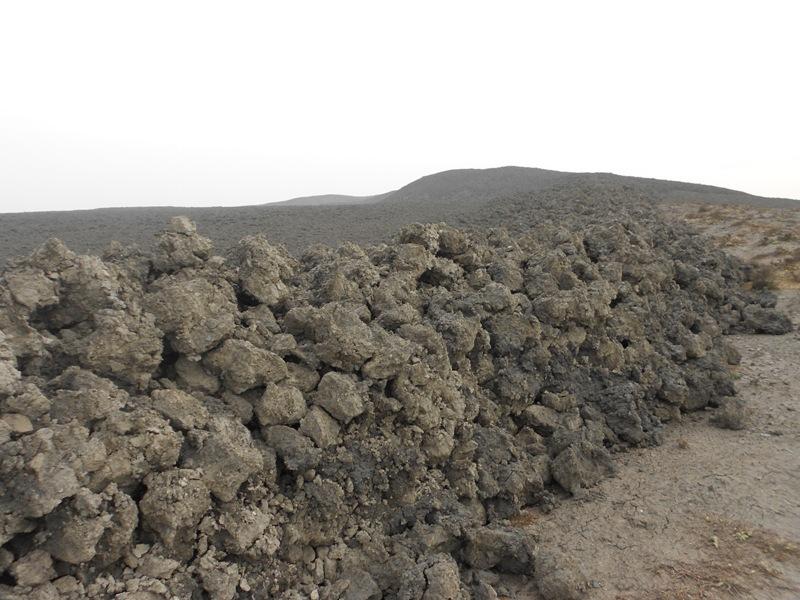 Dünyanın ən nəhəng palçıq vulkanı bu il ikinci dəfə püskürdü