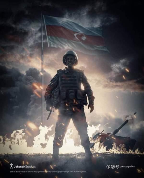 """AMEA Torpaqşünaslıq və Aqrokimya İnstitutunda """"Bayraq şərəfimiz, şanımız"""" adlı tədbir keçirilib"""