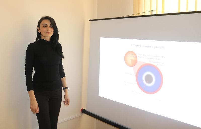 AMEA Şamaxı Astrofizika Rəsədxanası Gənc Alim və Mütəxəssislər Şurasının astroseminarı keçirilib
