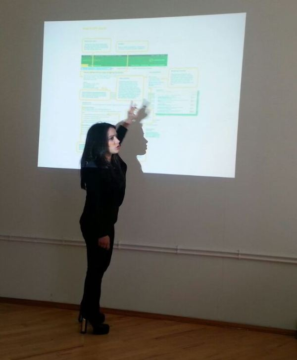"""""""""""Web of Science"""" Məlumat Platforması: müasir elmi nəşrlərin beynəlxalq standartları"""" mövzusunda maarifləndirici seminar keçirilib"""