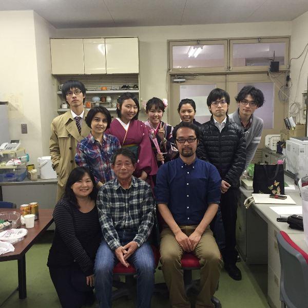 AMEA Botanika İnstitutunun gənc alimi Yaponiyada təqaüd proqramını bitirib