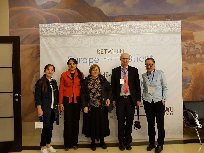 Gənc botaniklər beynəlxalq simpoziumda iştirak ediblər