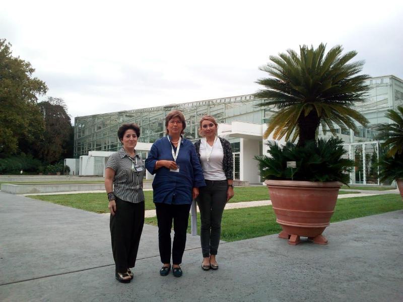 AMEA Botanika İnstitutunun alimləri İtaliya Botanika Cəmiyyətinin VI Konqresində iştirak edib