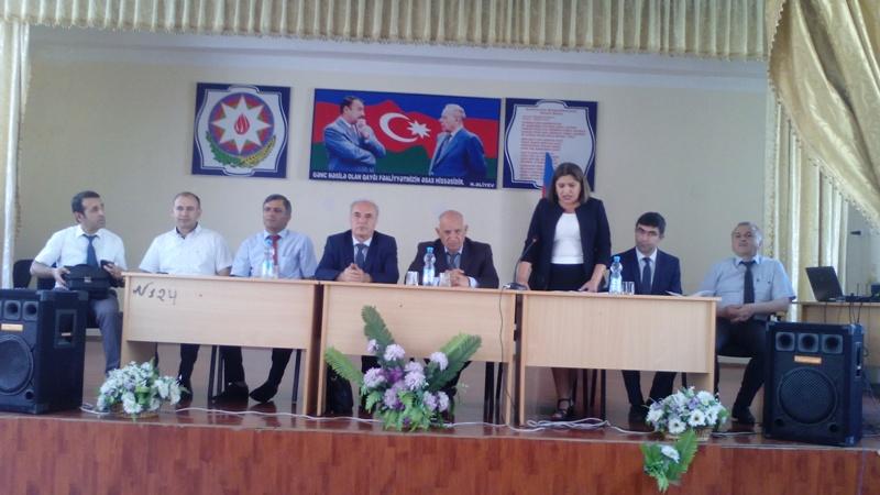 """AMEA Gənc Alim və Mütəxəssislər Şurasının dəstəyilə 162 saylı məktəbdə """"Kiçik Akademiya"""" açıldı"""