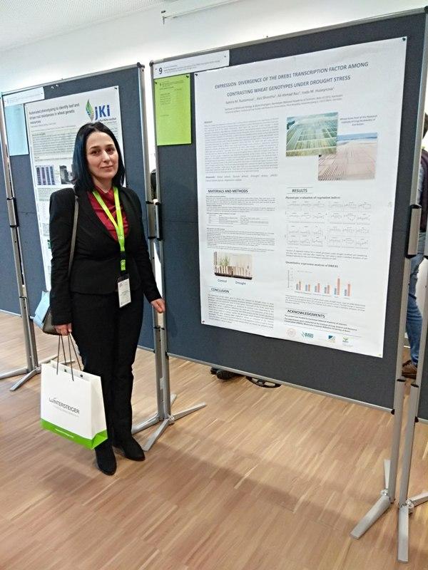 AMEA-nın Molekulyar Biologiya və Biotexnologiyalar İnstitutunun aparıcı gənc alimi Avstriyada beynəlxalq simpoziumda iştirak edib