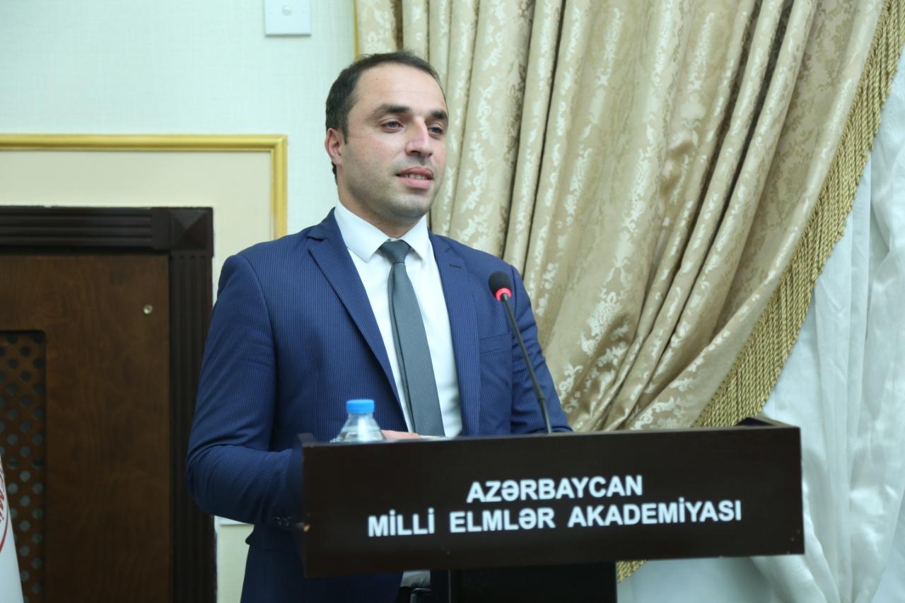 Gənc alim Federasiyanın Gənclər Bölməsinin prezidenti təyin edilib
