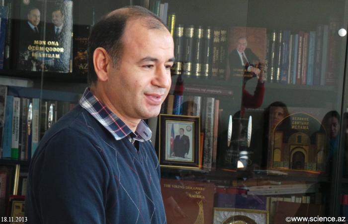 AMEA Arxeologiya və Etnoqrafiya İnstitutunda Gənc alim və mütəxəssislər şurasının təsis yığıncağı keçirildi