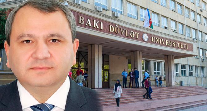 """Elçin Babayev: """"Bakı Dövlət Universiteti yenilənməyə başlayıb"""""""