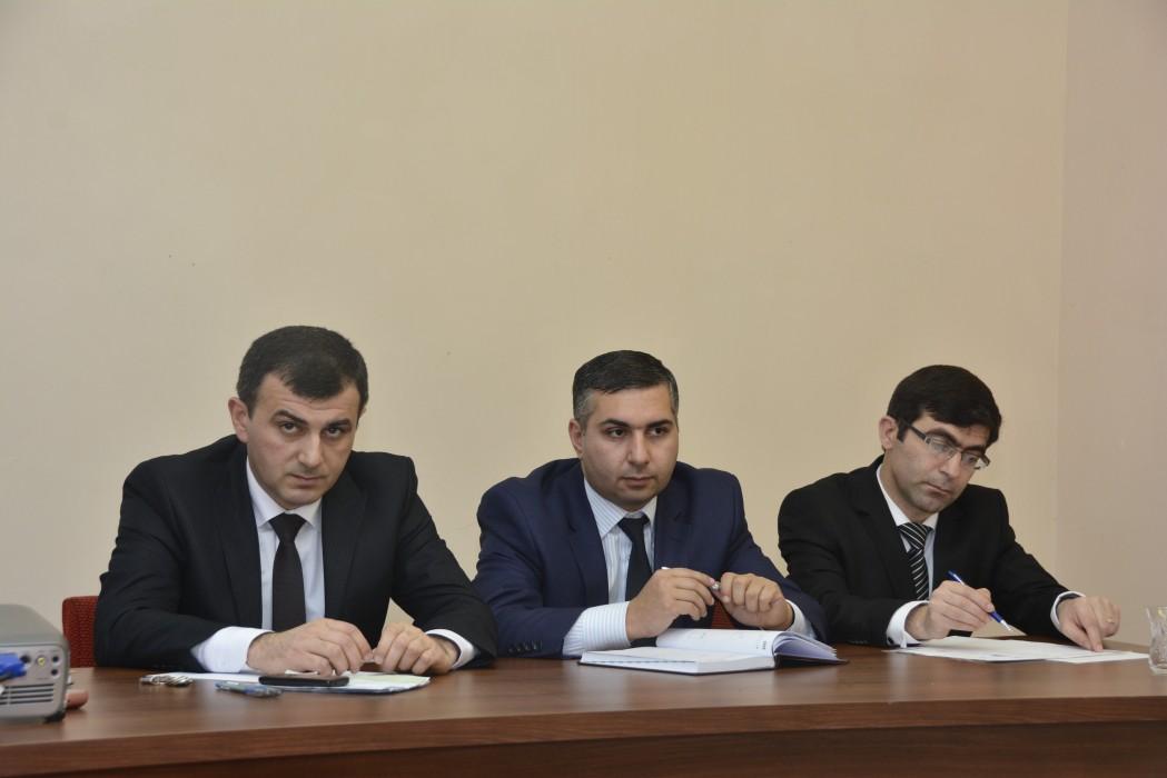 AMEA-nın Gənc Alim və Mütəxəssislər Şurası institutlarda monitorinqlərə başlamışdır