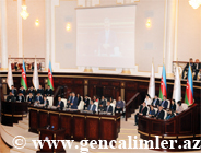 Constituent assembly of Young Scientists and Specialists Council of ANAS was held
