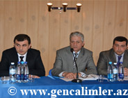 Council of Young scientists and specialists of ANAS has been to the Institute of Genetic Resources