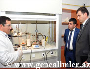 ANAS Young Scientists and Specialists Council held meeting with young scholars in the Institute of Chemical Additives