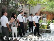 GAMŞ İdarə heyətinin monitorinq qrupu AMEA Dendrologiya İnstitutunda oldu