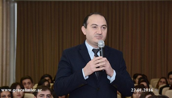 AMEA Dilçilik İnstitutunun Gənc Alim və Mütəxəssislər Şurasına yeni sədr seçilib