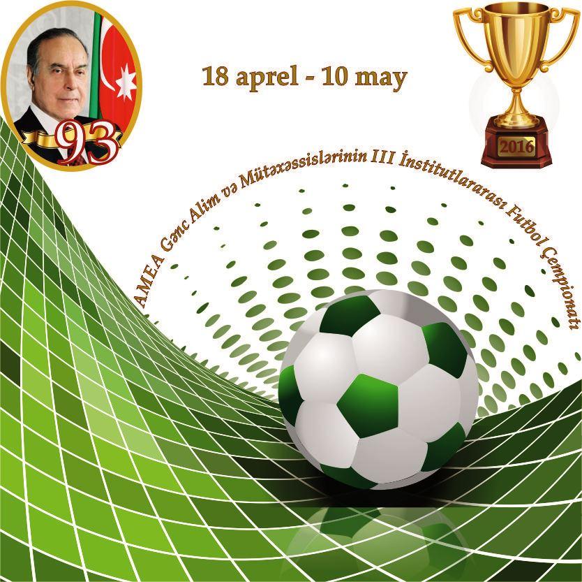 Ümummilli liderin doğum gününə həsr olunan ənənəvi institutlarası futbol çempionatında növbəti həyəcan başlayır!!!