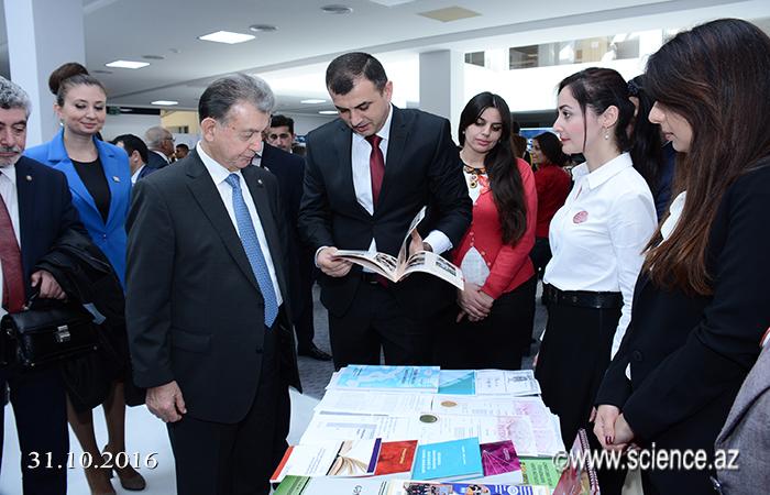II Azərbaycan Elm Festivalı öz işinə başladı