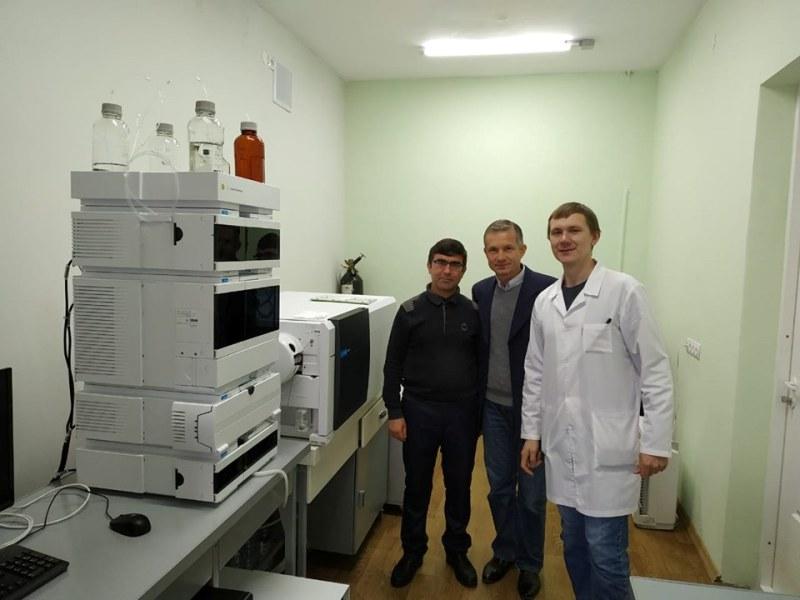 AMEA Aşqarlar Kimyası İnstitutunun gənc alimi Belarusda elmi ezamiyyətdə olub