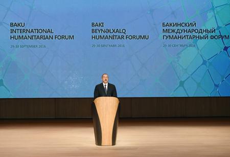 Paytaxtda V Beynəlxalq Humanitar Forum keçrilir