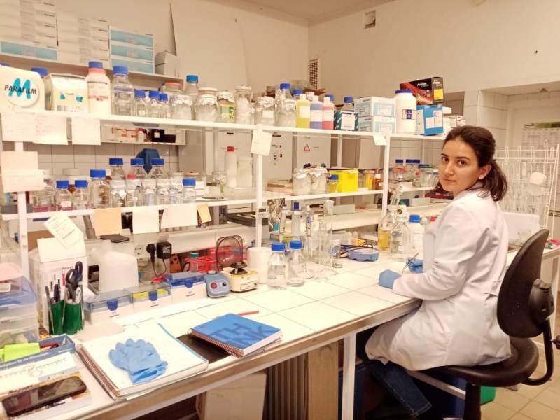 AMEA Genetik Ehtiyatlar İnstitutunun gənc mütəxəssisi Macarıstanda 2 aylıq ezamiyyətdə olub