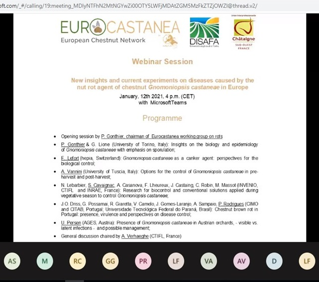 AMEA Botanika İnstitutunun mikoloqları Avropa mikoloqları ilə birgə vebinarda iştirak ediblər