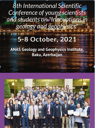 "8th International Scientific Conference of young scientists and students on ""Innovations in geology and geophysics"""