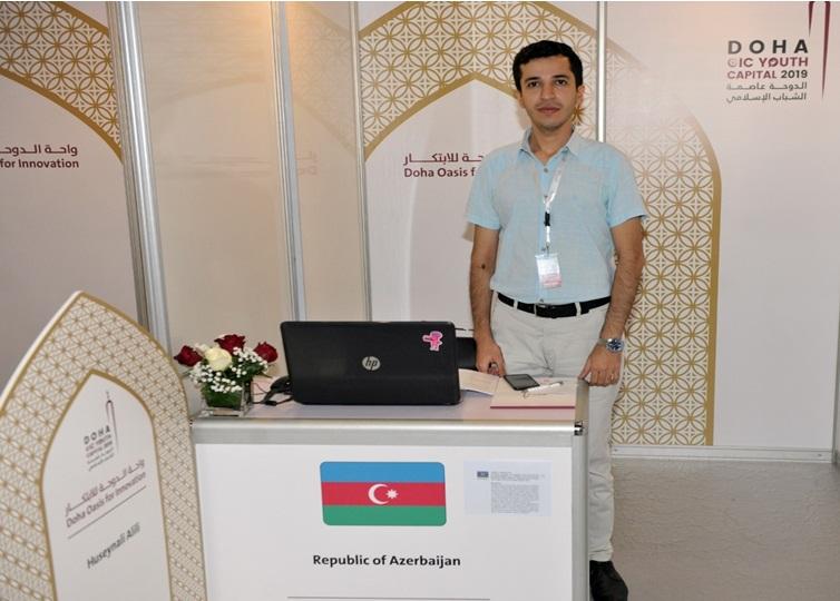 AMEA Aşqarlar Kimyası İnstitutunun gənc mütəxəssisi beynəlxalq müsabiqədə bürünc medal qazanıb