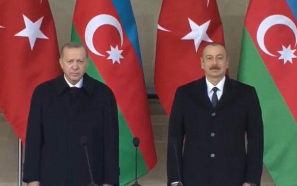Bakıda Möhtəşəm Zəfər paradı keçirildi