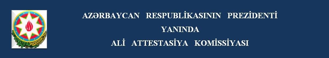 Nazirlər Kabineti dosent və professor elmi adları barədə attestatların formasını təsdiq edib