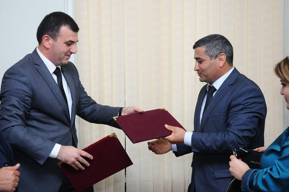 AMEA Gənc Alim və Mütəxəssislər Şurası növbəti memorandumu imzaladı