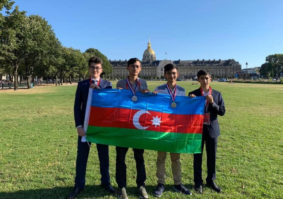Azərbaycan məktəbliləri 51-ci Beynəlxalq Kimya Olimpiadasında iki medal qazanıblar
