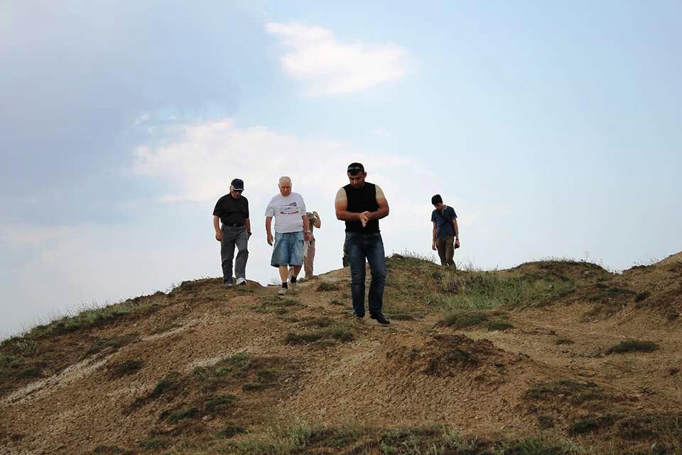 AMEA Geologiya və Geofizika İnstitutunun alimləri Ukraynada elmi ezamiyyətdə olublar
