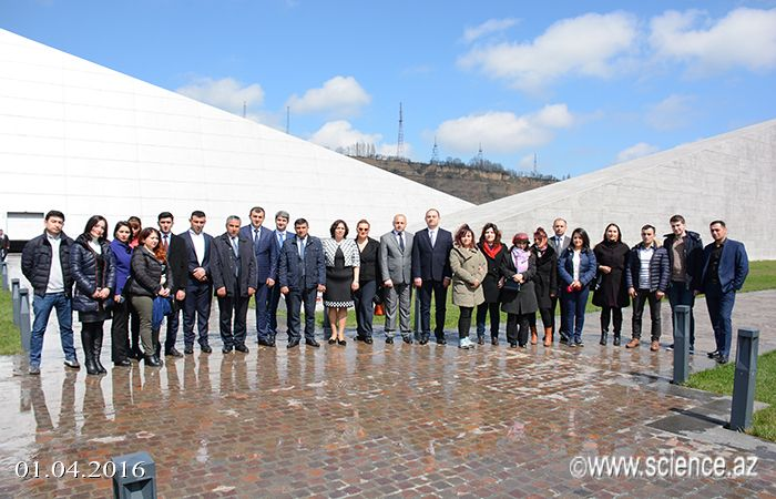 Council of Young Scientists and Specialists commemorated victims of Guba genocide