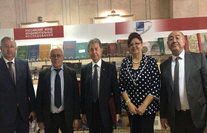 AMEA-nın nümayəndə heyəti Belarusda keçirilən beynəlxalq konqresdə iştirak edib