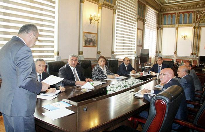 AMEA-da Bilik Fondunun Himayəçilik Şurasının yeni tərkibdə ilk iclası keçirilib