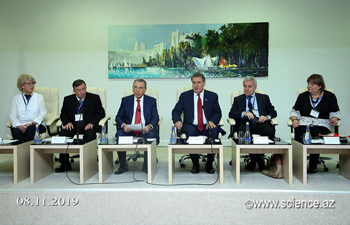 """AMEA-da """"Qayaüstü mədəniyyət: mif, rəsm və dünya"""" mövzusunda beynəlxalq elmi seminar keçirilir"""