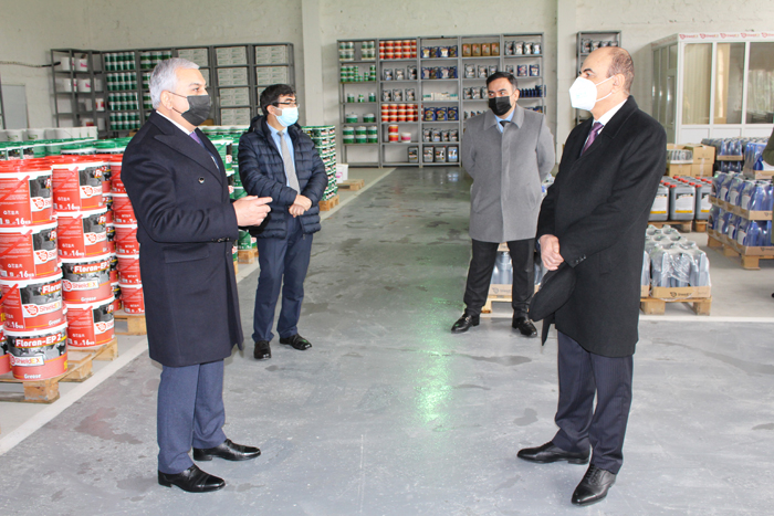 """YT Parkda """"İnkubator və Texnologiya Transferi Mərkəzi"""" fəaliyyətə başlayıb"""