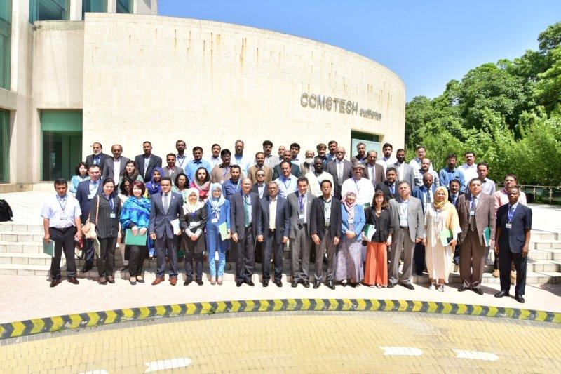 AMEA) Genetik Ehtiyatlar İnstitutunun alimləri İslamabad şəhərində elmi ezamiyyətdə olmuşlar