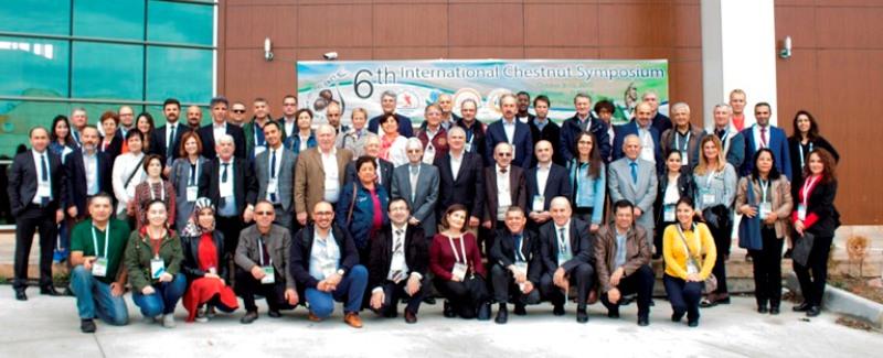 AMEA Botanika İnstitutunun laboratoriya müdiri Türkiyədə 6-cı Beynəlxalq Şabalıd Simpoziumda iştirak edib