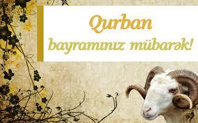 Bu gün Qurban Bayramı qeyd edilir
