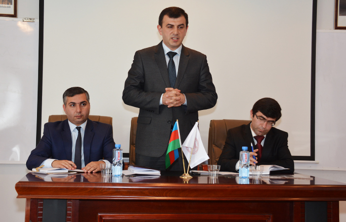 Council of Young scientists and specialists held monitoring at the Institute of Mathematics and Mechanics