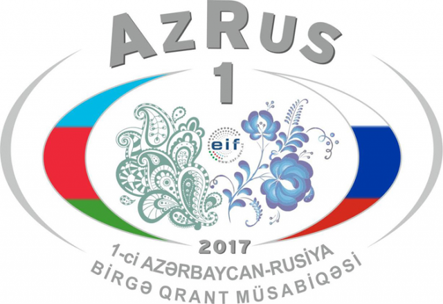 EİF Birinci Azərbaycan-Rusiya üçtərəfli birgə beynəlxalq qrant müsabiqəsini elan edib