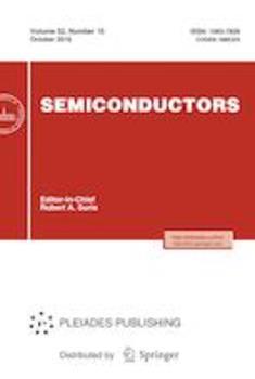 """AMEA Radiasiya Problemləri İnstitutunun alimlərinin məqaləsi nüfuzlu """"Semiconductors"""" jurnalında dərc olunmuşdur"""