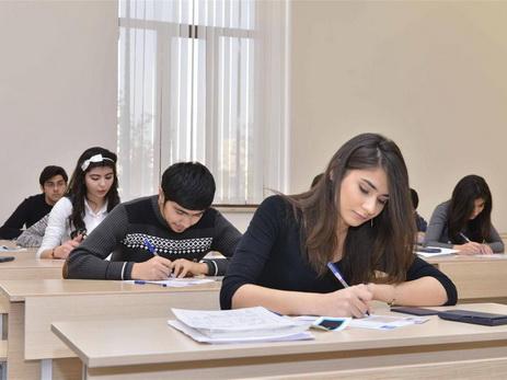 Ali təhsil müəssisələrinin və AMEA-nın magistraturalarına qəbul imtahanının ikinci mərhələsi keçirilib