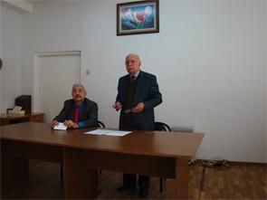 AMEA Zoologiya İnstitutunun Gənc Alim və Mütəxəssislər Şurasının təsis yığıncağı keçirildi